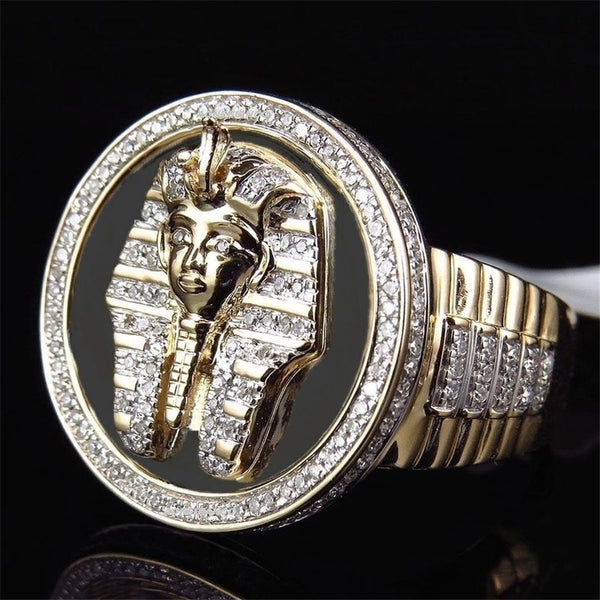 Egyptian Sphinx Ring
