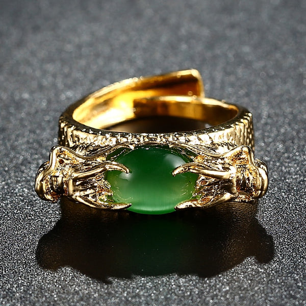 Dragon Gold Ring