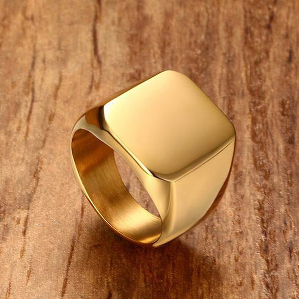 Rizzo Gold Ring