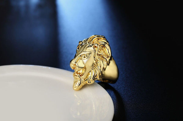 Pride Gold Ring