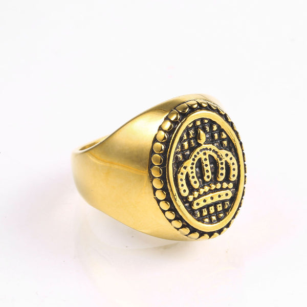 Antique King's Ring