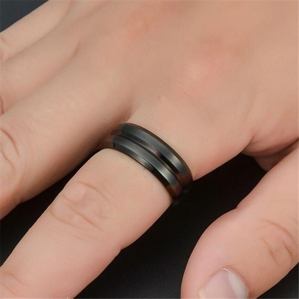 Newson Tungsten Ring