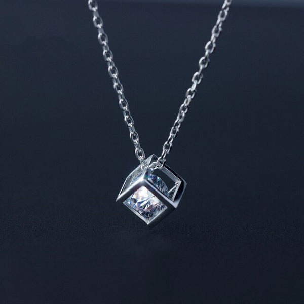 Tesoro Sterling Silver Necklace