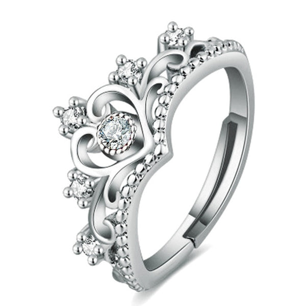 Tasmer Crown Ring