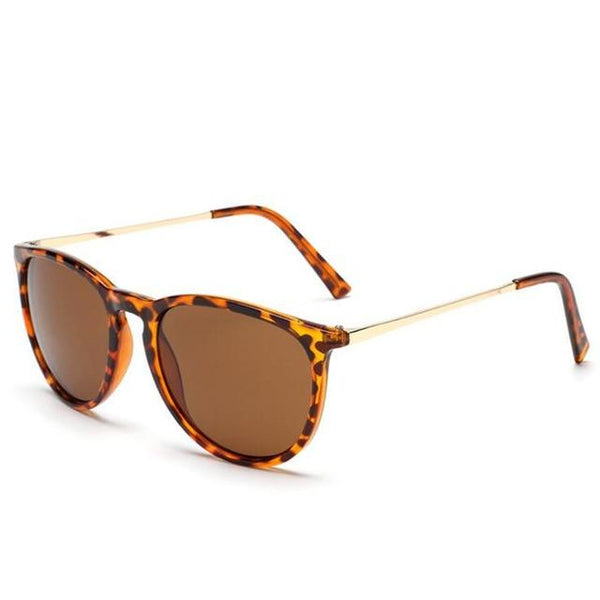 Thin Arm Retro Sunglasses