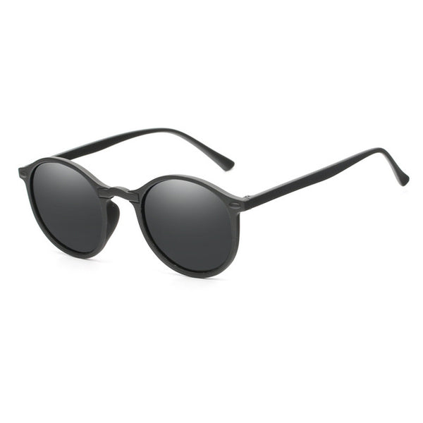 Polarized Rounded Sunglasses