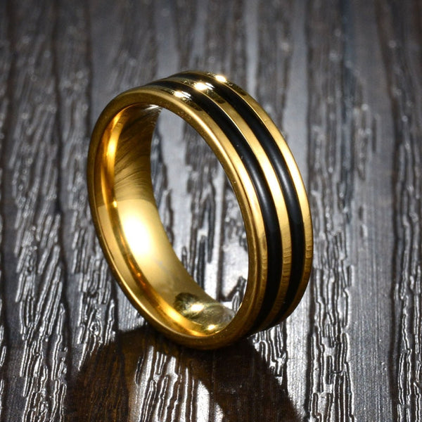 Cataldo Gold Ring