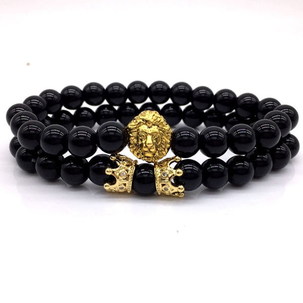 Lion Crown Bracelets