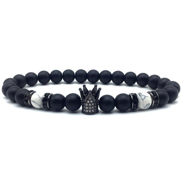 Zirconia Crown Bracelet