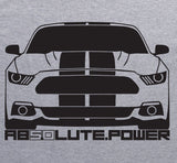 Mustang Absolute Power T Shirts