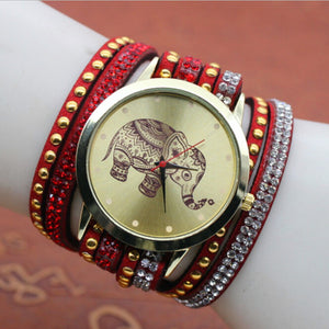 In Style Quality Elephant Watch