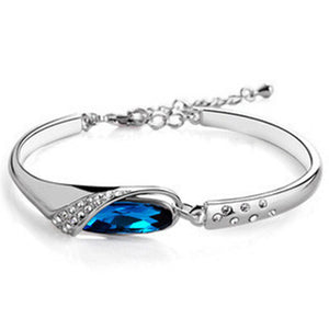 Rhinestones Crystal Bangle