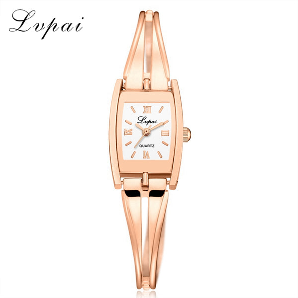 Rose Gold Ladies Dress Watch