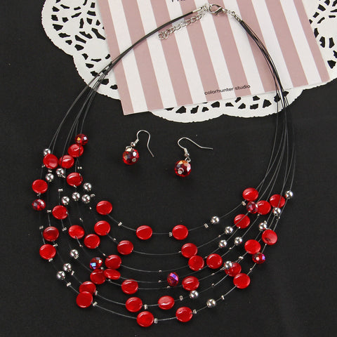 MINHIN Occasion Jewelry Set