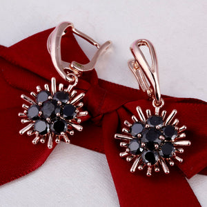 Exquisite Cubic Zircon  Earring