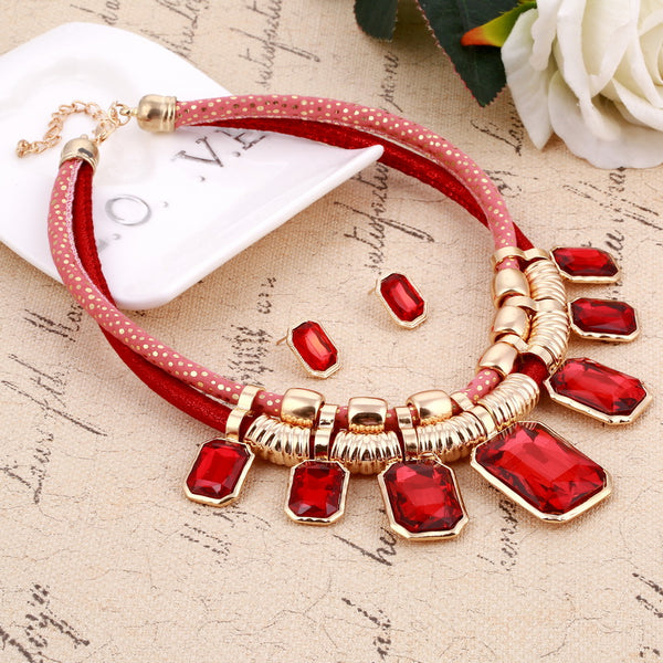 Exquisite Double Rope Choker Sets