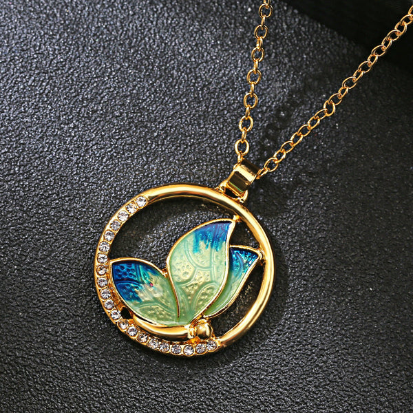 Chic Butterfly  Necklace