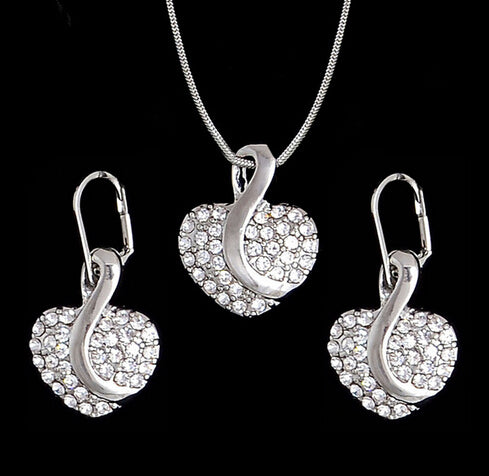 Inlay Luxury Jewelry Set
