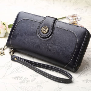 Long Clutch Vintage Gift Purse