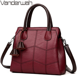 Real Leather Luxury Ladies Designer Hand bags