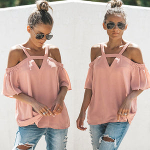 Sexy Off Shoulder Top