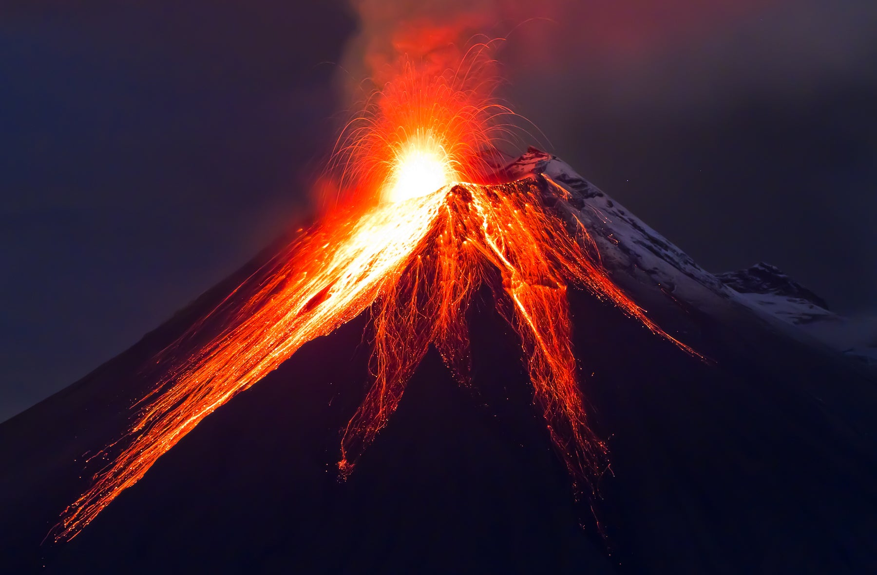 Steps You Can Take to Prepare For a Volcanic Eruption