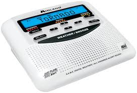 NOAA Weather Radio Midland WR120