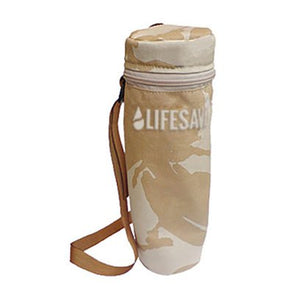 LifeSaver Bottle Pouch Desert FREE SHIPPING