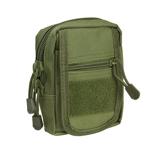 VISM by NcSTAR CVSUP2934G SMALL UTILITY POUCH/GREEN