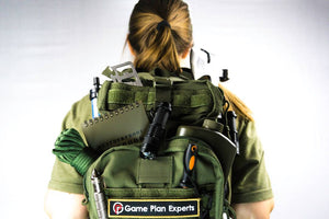 GPS Survival 72 Hour Pack