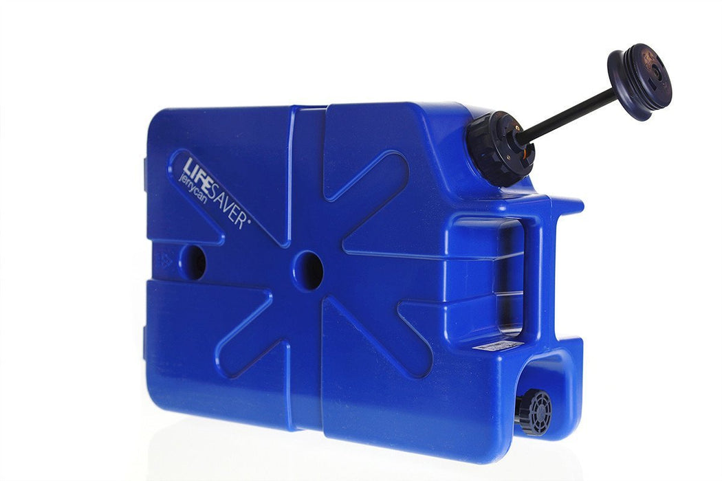 LIFESAVER Expedition Jerrycan Water Filter 20000UF LifeSaver Jerrycan 20000UF 5 Gallon Water Filtration System Meets NSF P248 Standard FREE SHIPPING