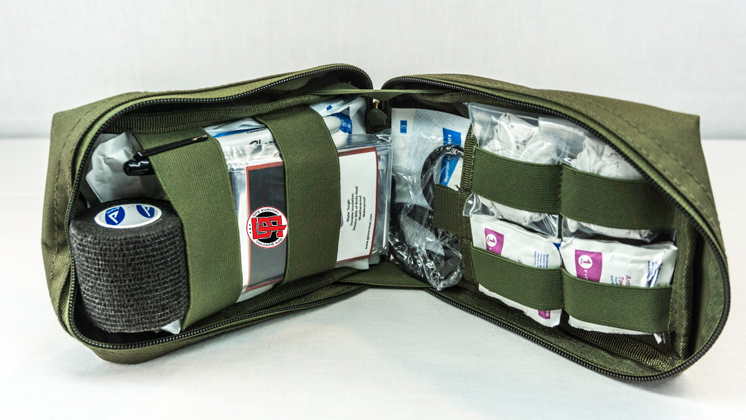 GPS Survival Trauma Kit V1 OD Green
