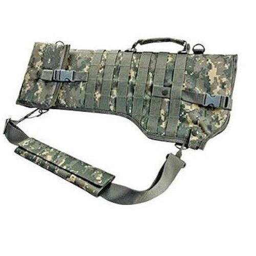VISM by NcSTAR CVRSCB2919D TACTICAL RIFLE SCABBARD/DIGITAL CAMO