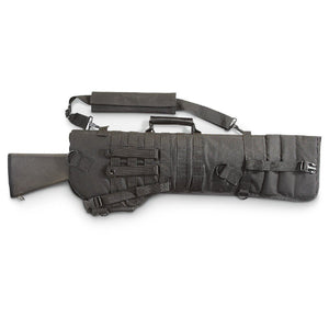 VISM by NcSTAR CVRSCB2919B TACTICAL RIFLE SCABBARD/BLACK