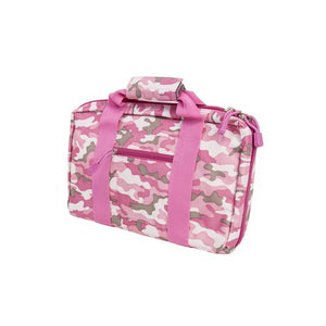 VISM by NcSTAR CPP2903 DISCREET PISTOL CASE/PINK CAMO