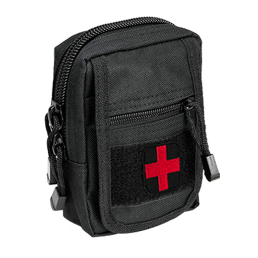 VISM by NcSTAR C1RTK1B-A COMPACT TRAUMA KIT/ LEVEL 1/ BLACK