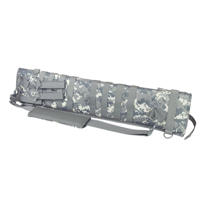 VISM by NcSTAR CVSCB2917D TACTICAL SHOTGUN SCABBARD/DIGITAL CAMO