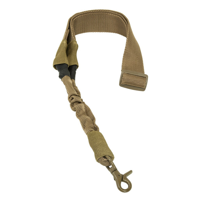 VISM by NcSTAR AARS1PT SINGLE POINT BUNGEE SLING/TAN