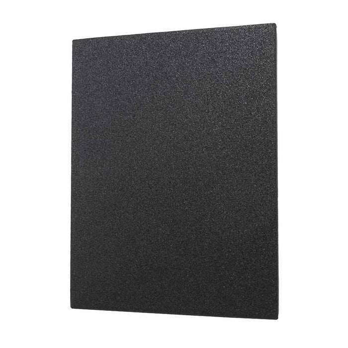 "LEVEL IIIA UHMWPE FLAT RECTANGULAR CUT 11""X14"" LEVEL IIIA HARD BALLISTIC PLATE/ PISTOL CALIBER PROTECTION"