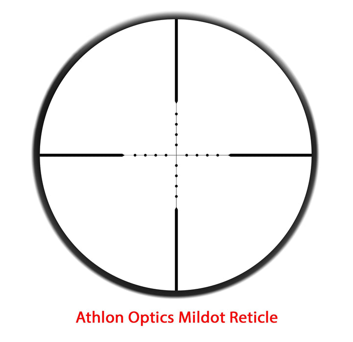 Athlon Optics TALOS 4-16x40 Capped Side Focus 1 inch SFP Mil-Dot 215009 FREE SHIPPING
