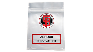 GPS Survival 24 Hour Pack