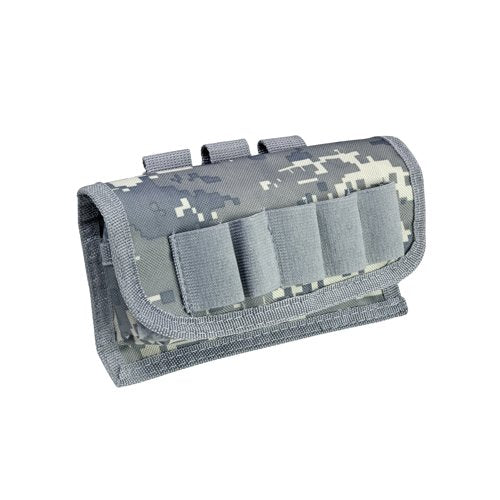 VISM by NcSTAR CV12SHCD TACTICAL SHOTSHELL CARRIER/DIGITAL CAMO