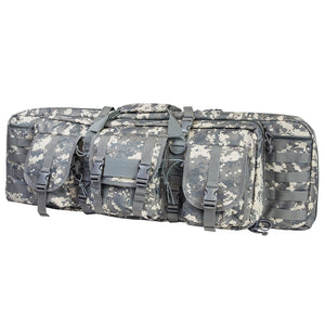 VISM by NcSTAR CVDC2946D-36 DOUBLE CARBINE CASE/DIGITAL CAMO/36 IN