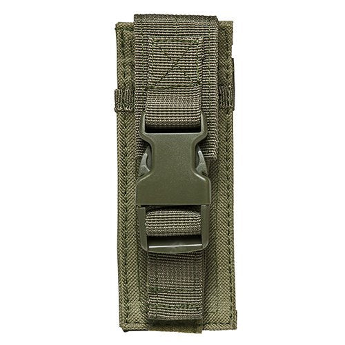 VISM by NcSTAR CVPPH2991G PISTOL SINGLE MAG POUCH/ GREEN