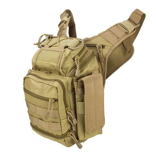 VISM by NcSTAR CVFRB2918T PVC FIRST RESPONDERS UTILITY BAG/TAN