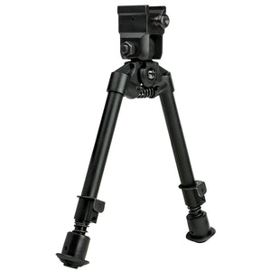 NcSTAR ABABNL Bipod with Bayonet Lug Quick Release Mount and Notched Legs