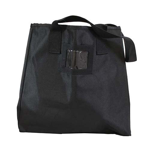 VISM by NcSTAR CSB2997B GROCCERY SHOPPING BAG/ BLACK