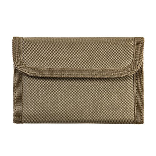VISM by NcSTAR CAWLT2983T BIFOLD WALLET/ TAN