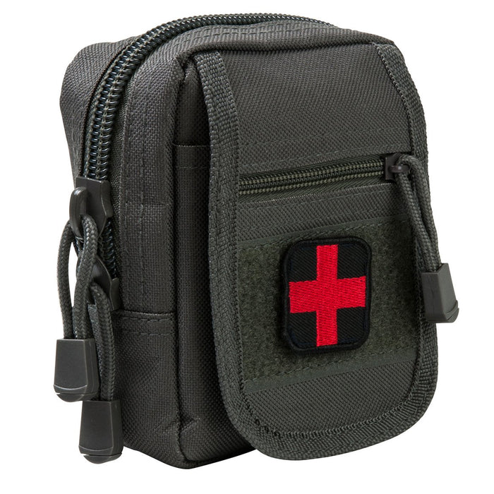 VISM by NcSTAR C1RTK1U-A COMPACT TRAUMA KIT LEVEL 1/ URBAN GRAY