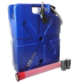 Lifesaver Jerrycan 20000UF Family Survival Pack, Portable Water Filter (Processes 40000 litres)
